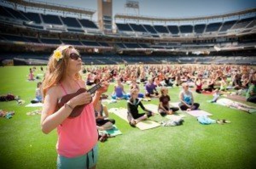 City of Hope's annual Yoga for Hope raises awareness about the benefits of yoga, as well as funds for research, treatment and education programs. Photo by Epic PhotoJournalism