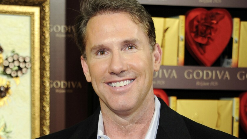 Nicholas Sparks, who founded a private school in North Carolina, has been accused by its former headmaster of bias.