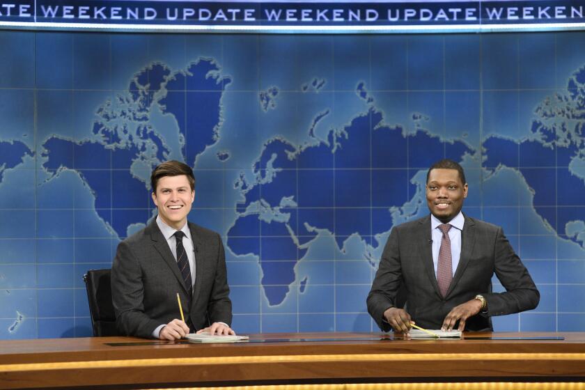 'Saturday Night Live: Weekend Update'