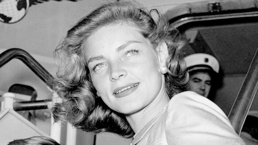 Lauren Bacall was born Betty Joan Perske and went on to become one of the icons of classic Hollywood. She was 89.