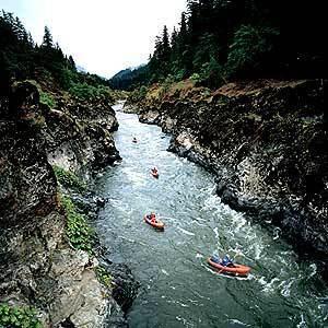 Oregon's Rogue River