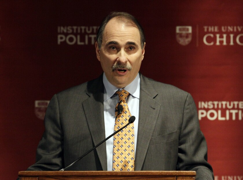 Obama advisor Axelrod joins NBC