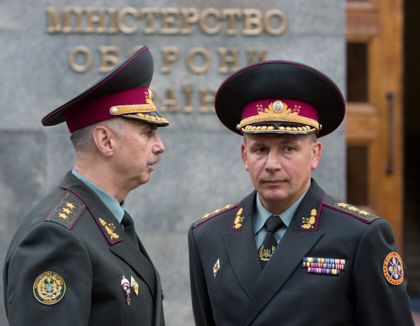 Ukraine defense