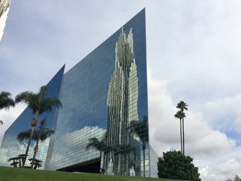 Crystal Cathedral (now Christ Cathedral)