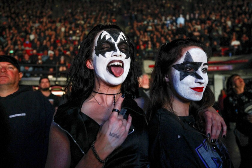 KISS Fans