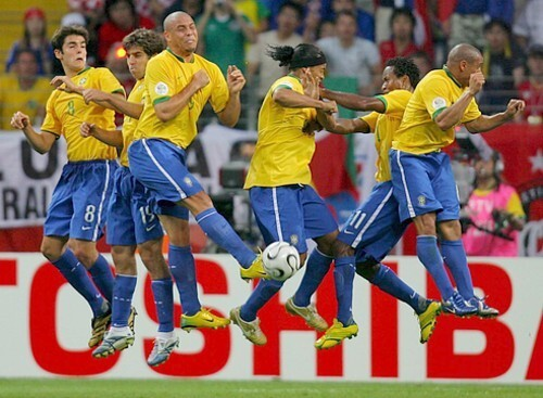 QUARTERFINAL BRAZIL FRANCE