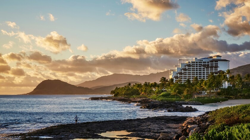 The recently rebranded Four Seasons Resort Oahu is the 2017 readers' choice as best new hotel.