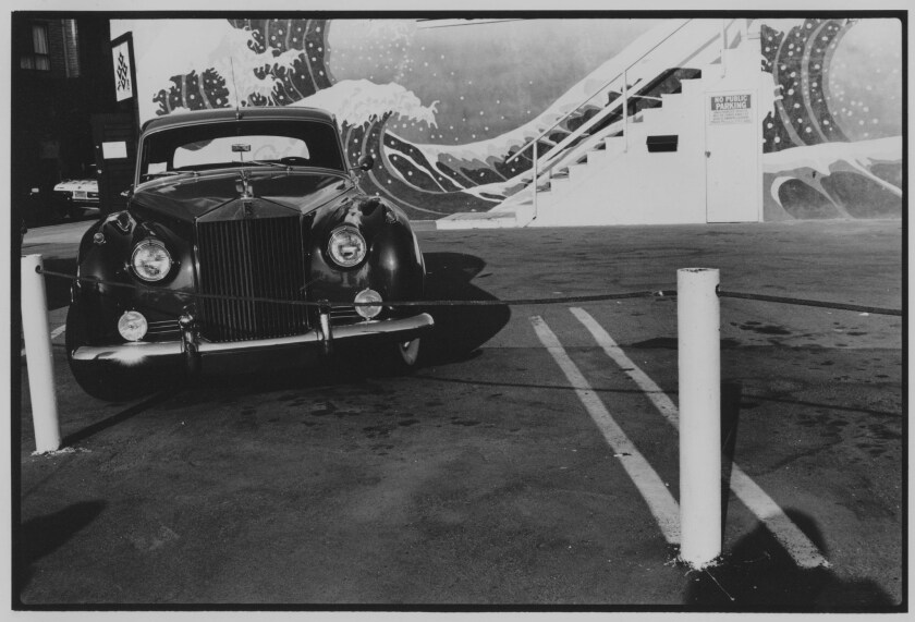 Photos In + Out City Limits, Robert Rauschenberg