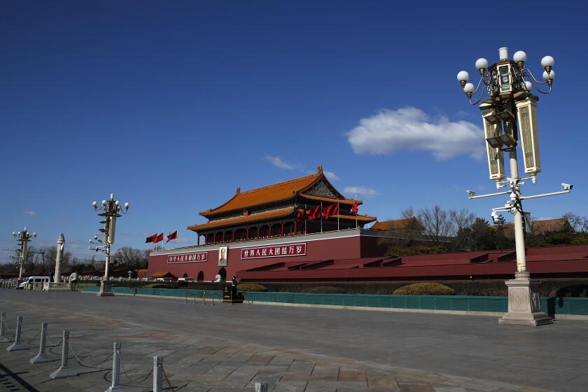 CHINA-EEUU-PERIODISTAS