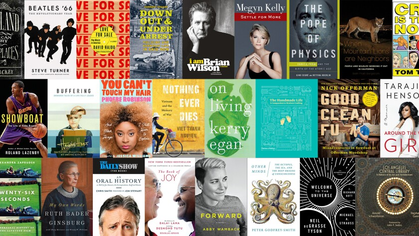 Holiday books guide: Nonfiction