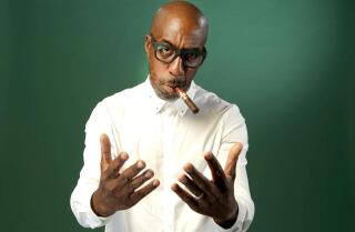 J.B. Smoove talks about Larry David's 'long money'