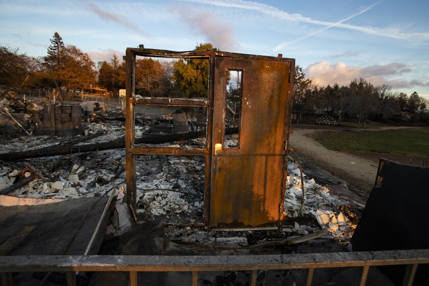 Crews finish removing 3.7 million tons of debris left from Camp fire