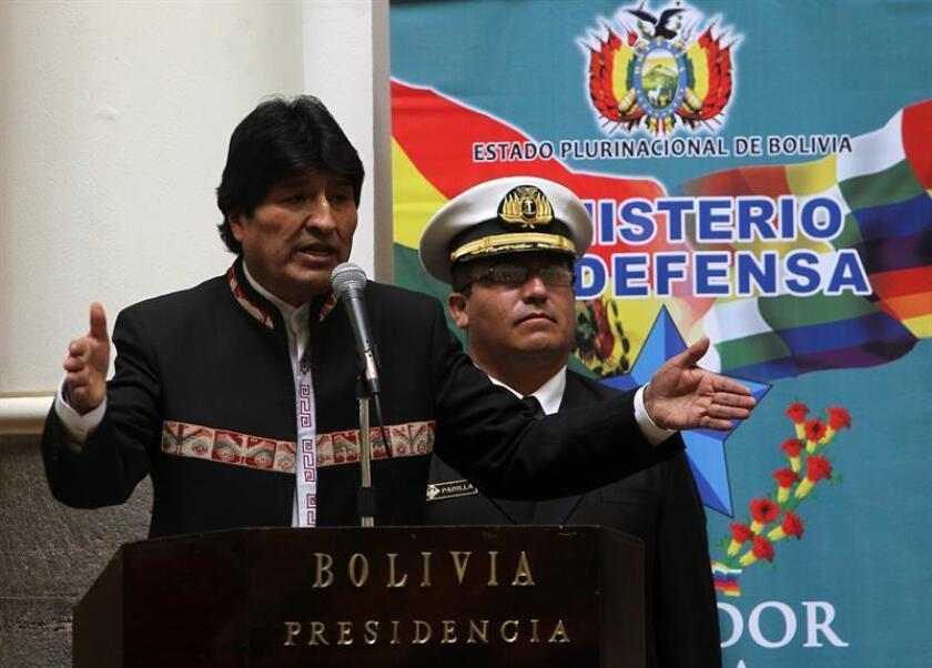 Mineros se enfrentan en Bolivia por polémica ley en ese país que no les permite obtener buscar inversión privada.