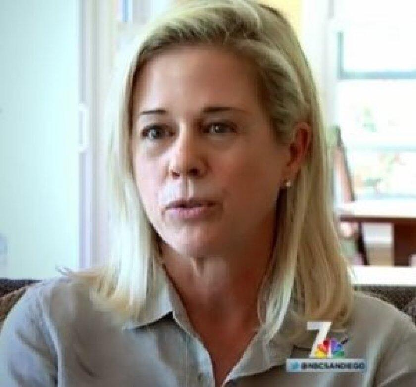 Robert Stella's daughter, Michelle Redfield.