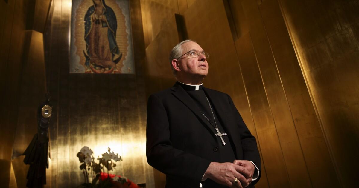 L. A. Erzbischof, ein Einwanderer aus Mexiko, wird Erster Latino to lead US-Bischöfe