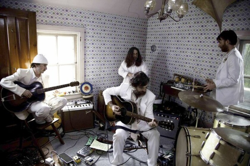 The band Califone plays a free show at Gold Diggers on Jan. 2