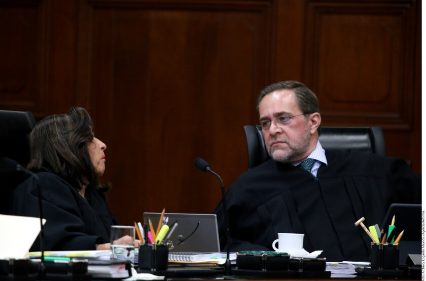 El asesinato del juez federal Vicente Bermúdez Zacarías deja al descubierto el riesgo al que están sometidos los juzgadores, valoró el Ministro de la Suprema Corte de Justicia Jorge Mario Pardo Rebolledo.