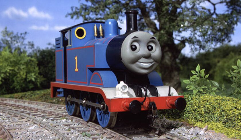 Thomas & Friends goes daily on PBS kids - Los Angeles Times