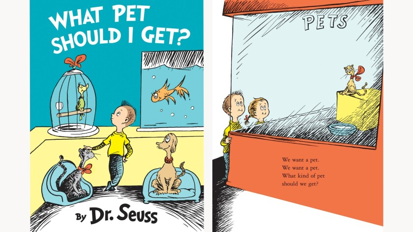 The new Dr. Seuss book