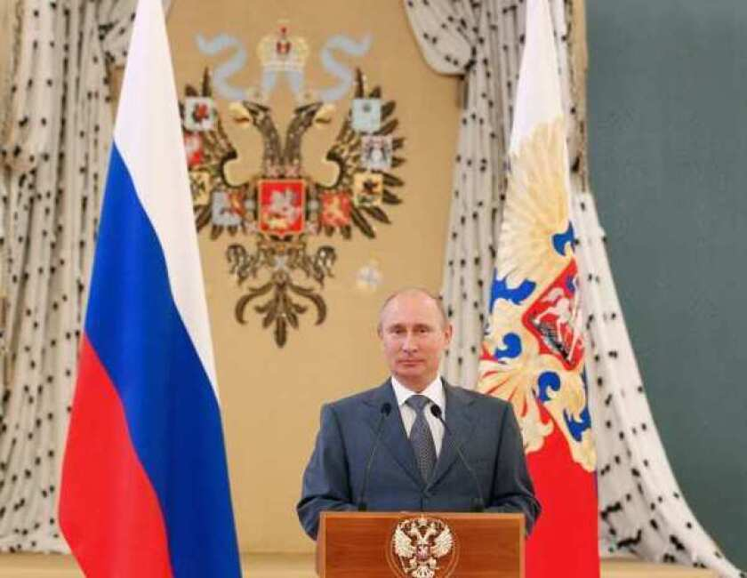 Russian President Vladimir Putin will likely exert more influence on international financial matters now that his nation is a member of the WTO.