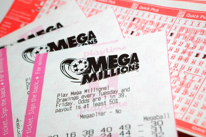 Mega Millions officials on Saturday revealed no tickets matched the six numbers pulled to take home the grand prize, previously $548 million. They were 4, 24, 46, 61 and Mega Ball 7.