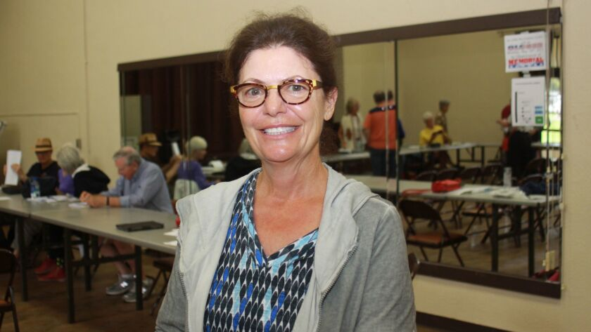 Janet Collins joins the La Jolla Parks & Beaches advisory board as a voting member.