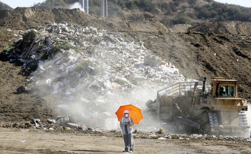Glendale utility officials had thought years ago that Scholl Canyon Landfill could reach capacity by 2021. Now, they believe it has 10 years left.