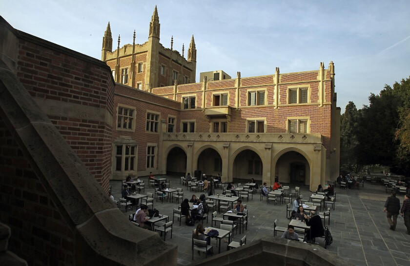 On Earth Day, UCLA becomes first UC to institute tobacco ban