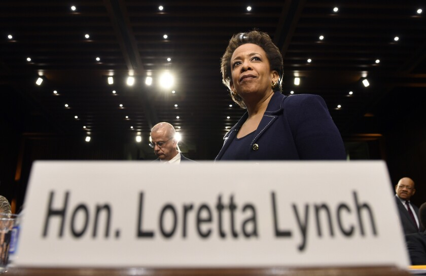 Loretta Lynch, President Obama's pick to be the next attorney general, has endured an unusually long wait for a confirmation vote by the Senate.