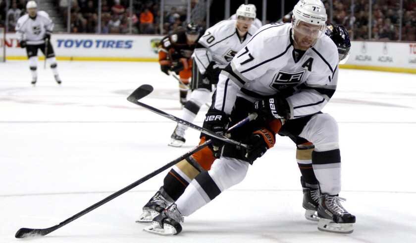 Jeff Carter, Cam Fowler