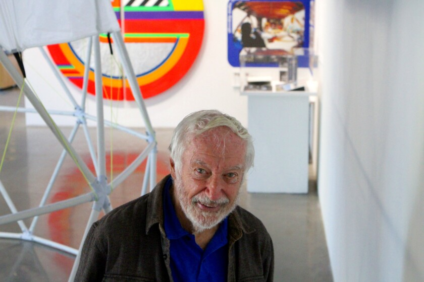 La Jolla resident Eugene Ray, an architect since 1960, taught environmental design at San Diego State University from 1969 to 1996 and is now a professor emeritus there.