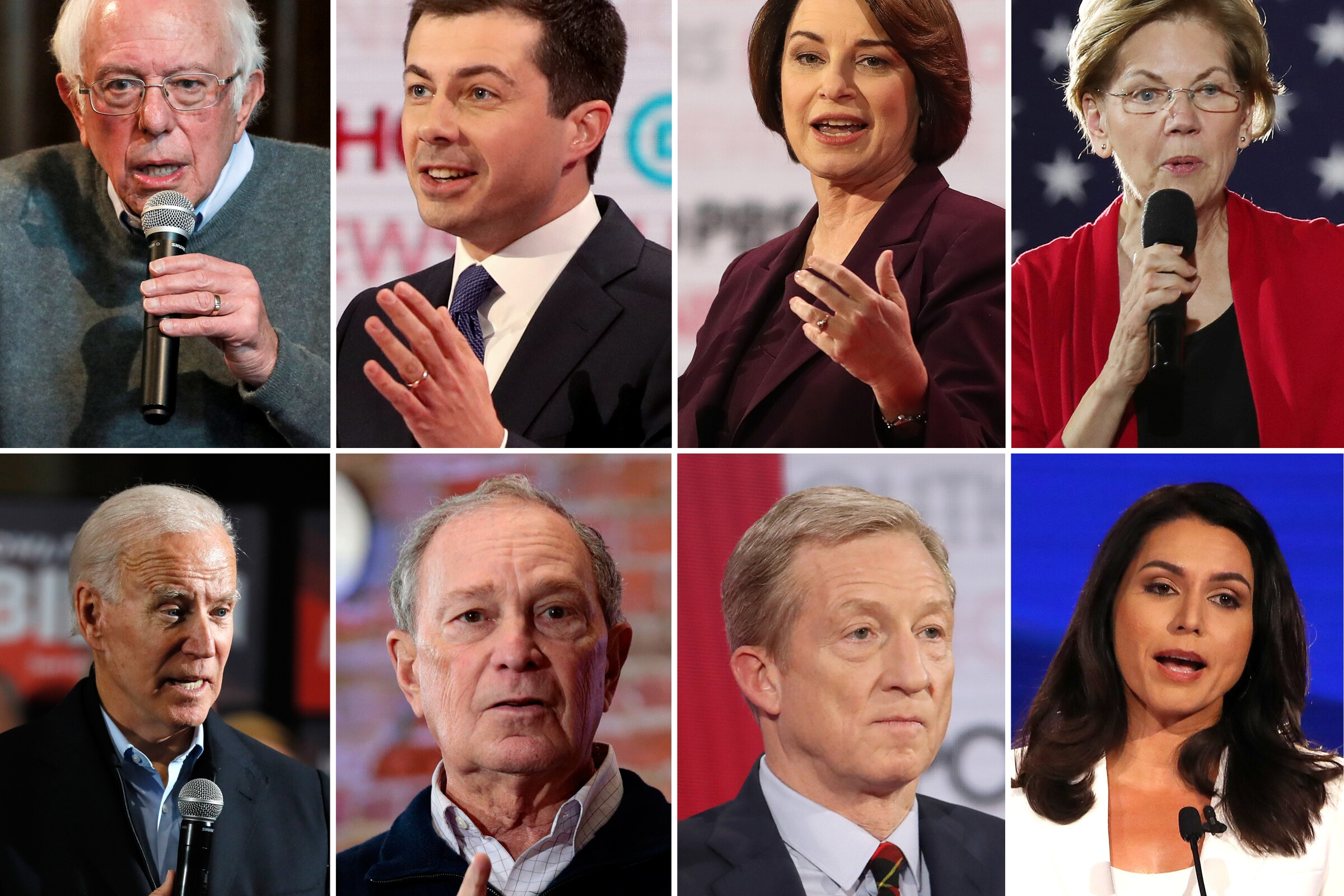Who are the 2020 presidential candidates? - Los Angeles Times