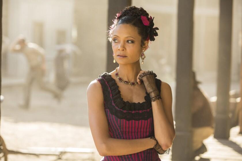 """Thandie Newton on """"Westworld"""""""