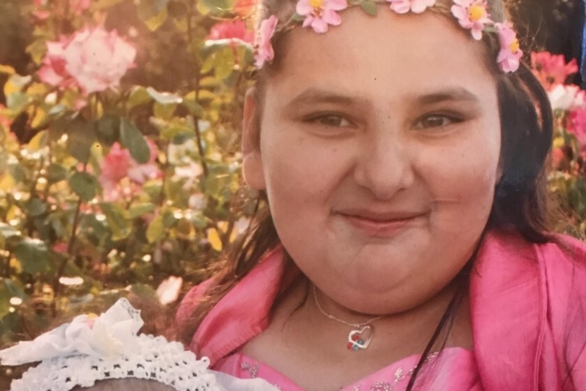 Keyla Salazar, 13, was killed in the shooting at the Gilroy Garlic Festival.