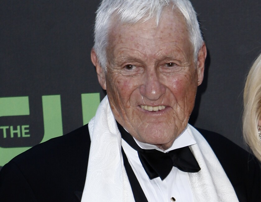 Actor and comedian Orson Bean arrives at the 2009 Daytime Emmy Awards in Los Angeles.