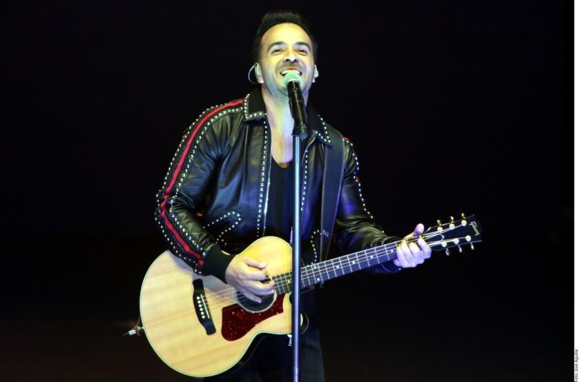 """Primero fue su dueto """"Échame la Culpa"""", que ya rebasó el billón de reproducciones en YouTube; ahora Luis Fonsi anda de """"gira"""" con Demi Lovato."""