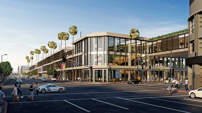 Google leases Westside Pavilion as former shopping mecca