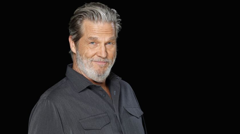 LOS ANGELES, CA., NOVEMBER 13, 2016-- Actor Jeff Bridges, HELL OR HIGH WATER, is a nominees for SU