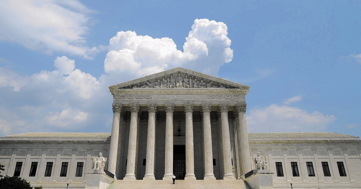 www.latimes.com: Supreme Court agrees to hear California grower's challenge to state farm labor law