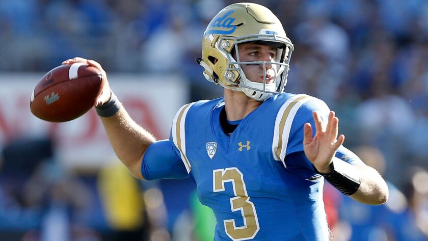 Dolphins looking at QB with No. 11 draft pick