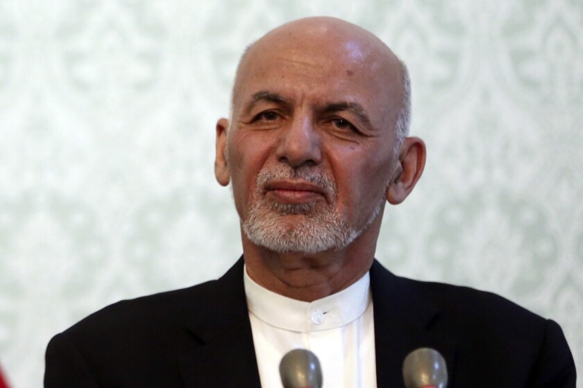 Afghanistan Elections Candidates