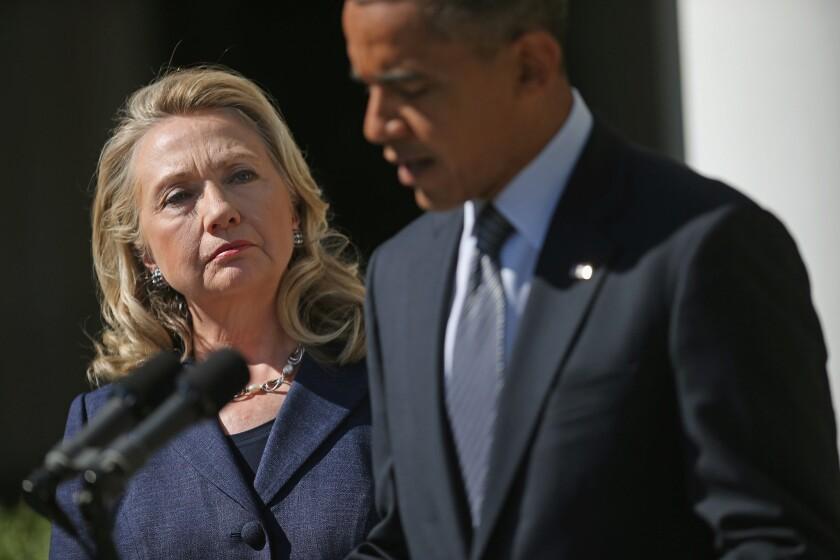 On Benghazi, blame the bureaucracy