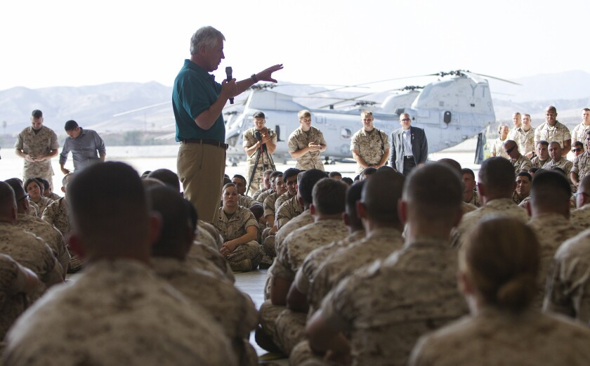 Chuck Hagel on Iraq