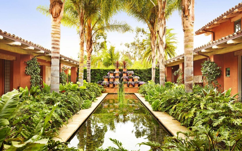 Rancho Valencia Resort & Spa is a Forbes ranked Five-Star spa.
