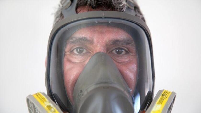 Donovan Tavera, primer limpiador forense de México.