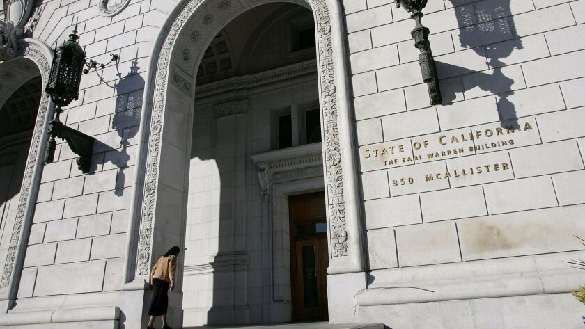 The California Supreme Court ruled against cities and counties in a lawsuit that sought to force online travel companies to pay hotel occupancy taxes.