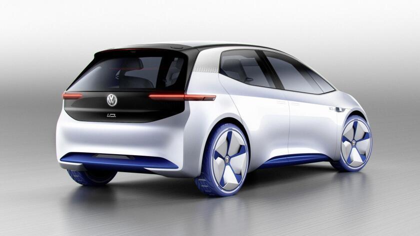 El VW 2017.