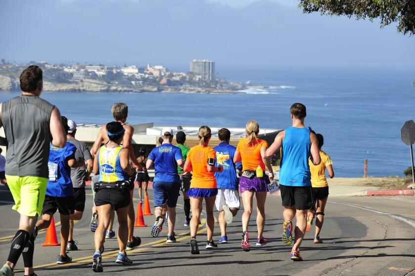 La Jolla Half Marathon