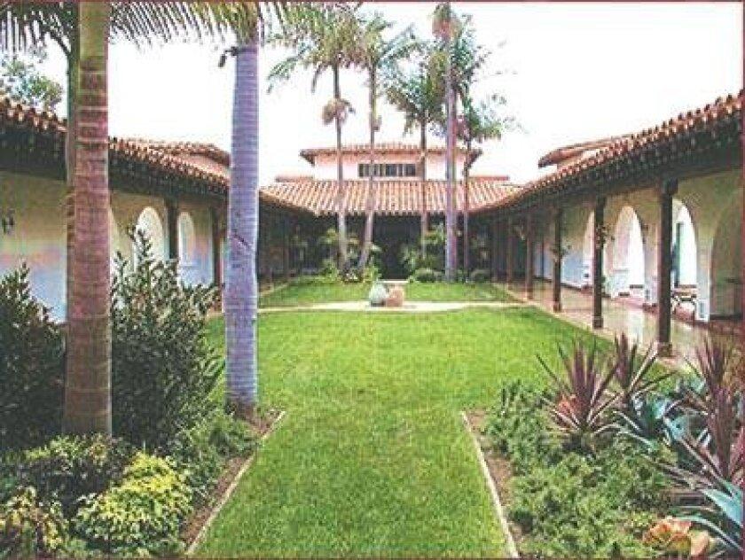 California architecture celebrated at Casa Romantica - The