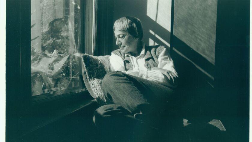 Ursula K. Le Guin in 1985.